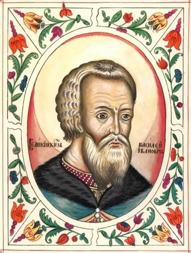 Великий князь Василий III