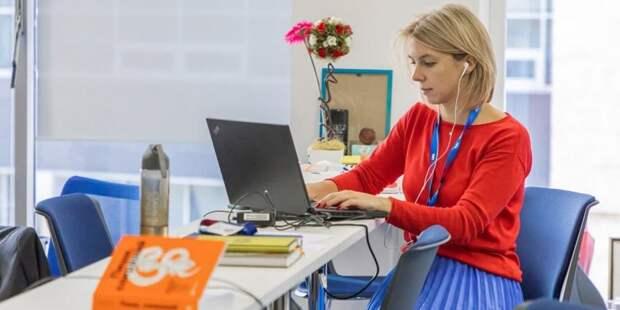 Сергунина назвала самые популярные онлайн-сервисы портала «Малый бизнес Москвы» Фото: М. Мишин mos.ru