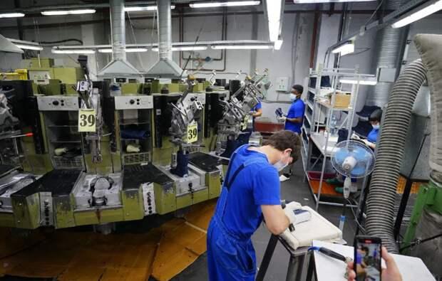 В РФ начался стремительный рост промышленности
