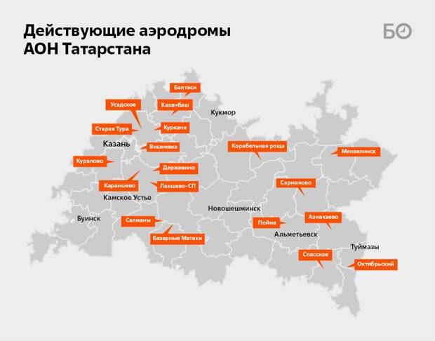 Сколько стоит мечта о небе: путеводитель по малой авиации Татарстана