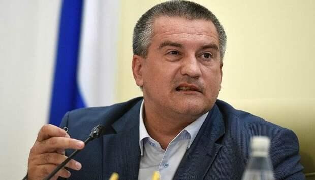 Аксёнов назвал «театром абсурда» украинскую «Крымскую платформу»