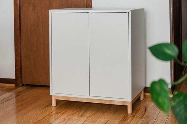 Быстрая переделка невзрачного комода из IKEA