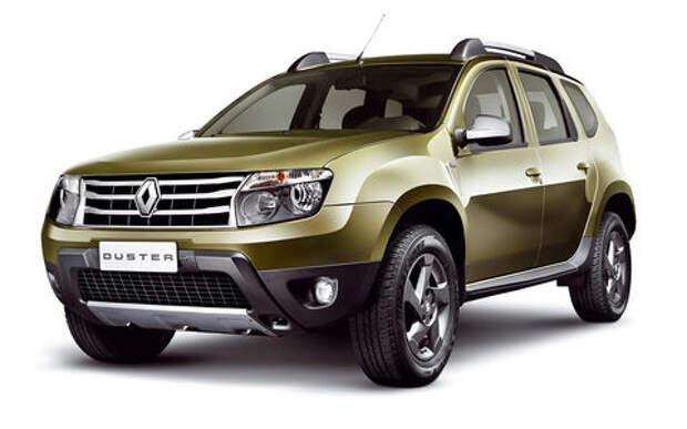 Renault Duster – все неисправности