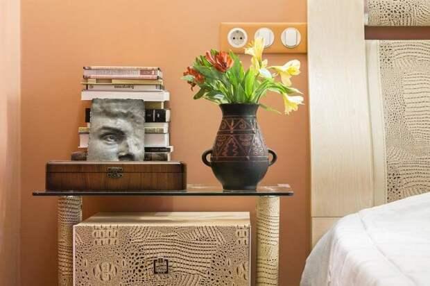 Фотография: Декор в стиле Эклектика, Классический, Проект недели, Москва, Ирина Ковылина, 3 комнаты, Более 90 метров, монолит – фото на InMyRoom.ru