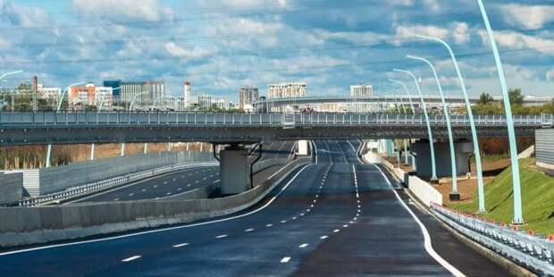 Собянин: Новый транспортный каркас будет сформирован в Москве через два года Фото В. Новикова. Пресс-служба Мэра и Правительства Москвы