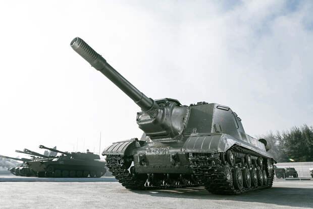 Военная техника, которая стала символом победы (ФОТО)