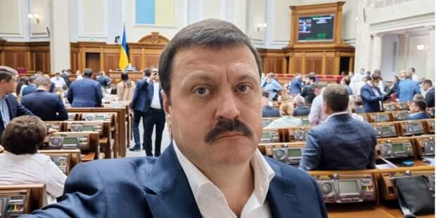 США ввели санкции против нардепа Деркача из-за вмешательства в выборы