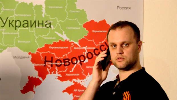 """В Донецке пропал лидер """"Новороссии"""" Павел Губарев"""