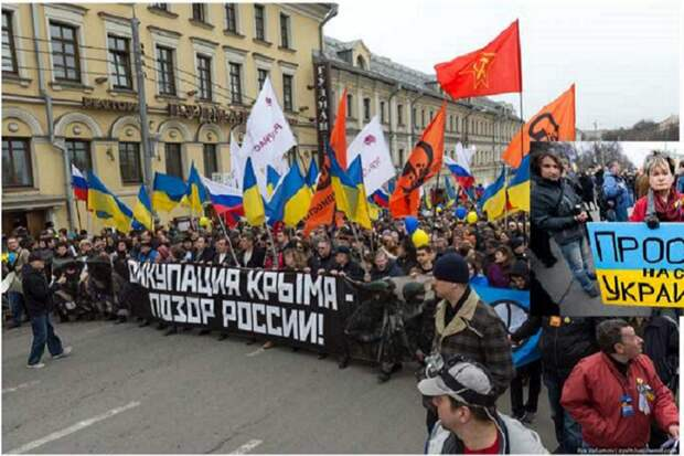 Каспаров и Гозман обещают расчленение РФ после Майдана в Москве
