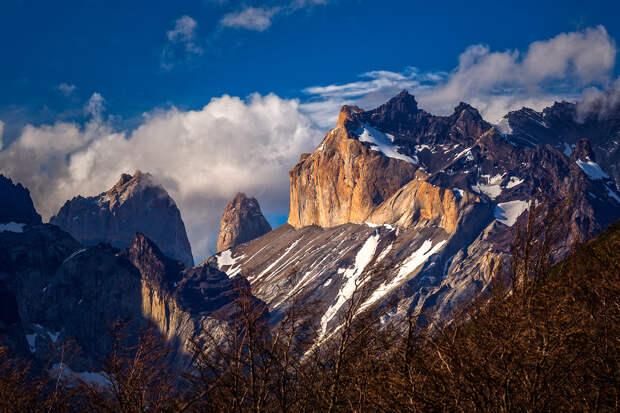 Патагония - земля солнца и снега, дождя и ветра
