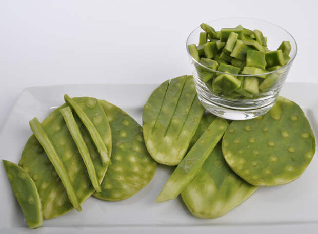 7 зеленых суперпродуктов