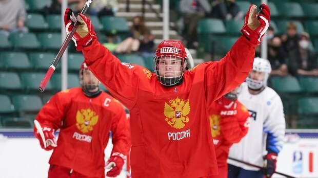 Третьяк: «Если бы не вмешательство Федерации хоккея США, Мирошниченко не сыграл бы на ЮЧМ»