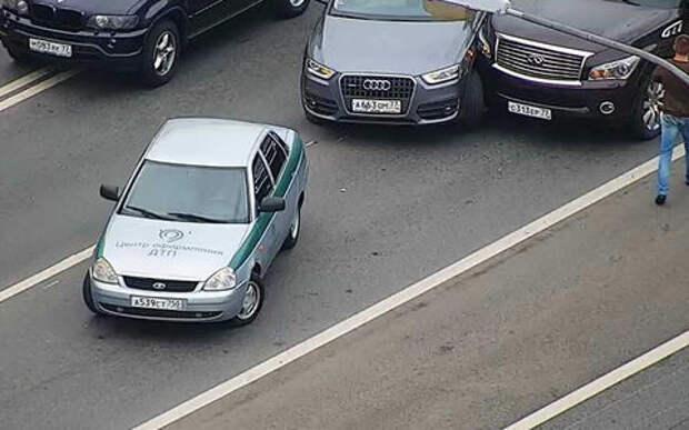Появился новый тип автомошенников