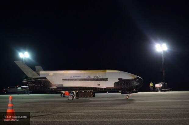 Компания Boeing рассекретила внешний вид космолета X-37B ВВС США