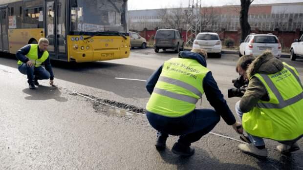 Надиагностику дорог вРостовской области потратят 35млн руб