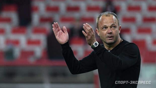 Тренер «Арсенала» Парфенов сравнил ситуации «Тосно» и «Тамбова»