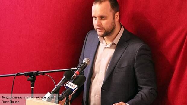 Губарев объяснил своё похищение украинским фейком