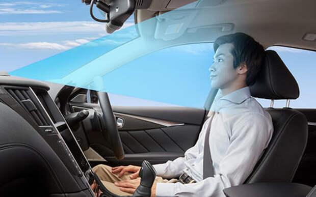 Новый автопилот Nissan: руки убери, но на дорогу смотри!