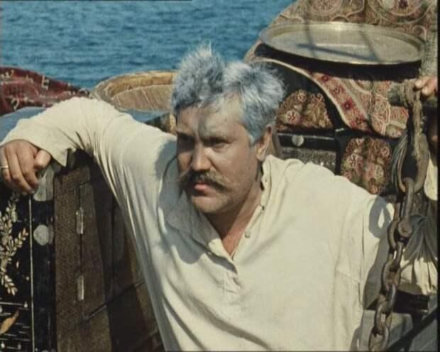 Какой актёрский подвиг совершил Павел Луспекаев на съёмках «Белого солнца пустыни»