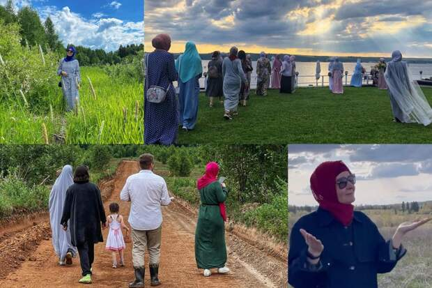 Халифат в Подмосковье: Халяльное эко-поселение