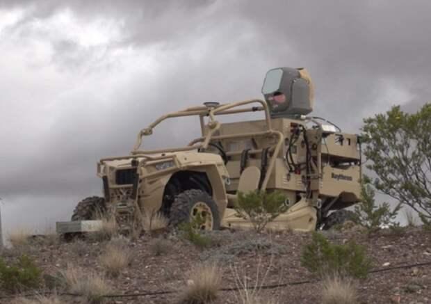 Task&Purpoise: США начали испытания первого боевого лазерного комплекса