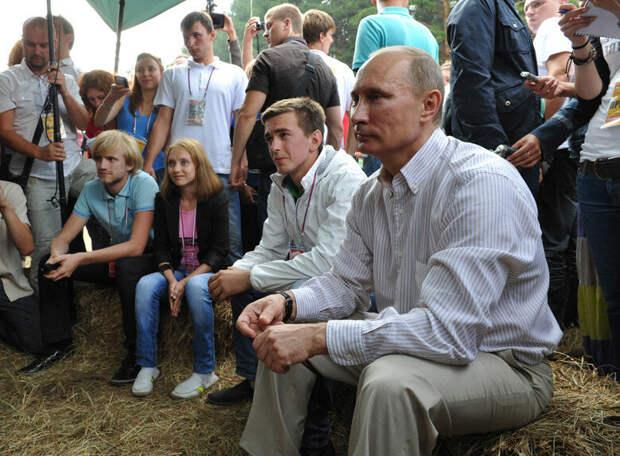 Претензии к Путину