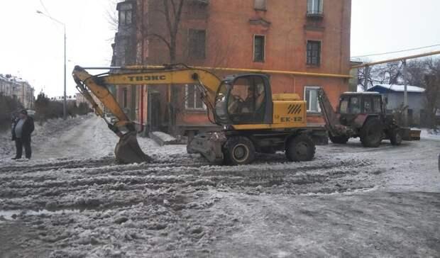 Прокуратура Новотроицка начала проверку по факту порыва водовода