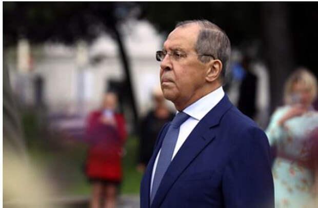 Лавров заявил об одержимости США задачей по остановке «Северного потока-2»