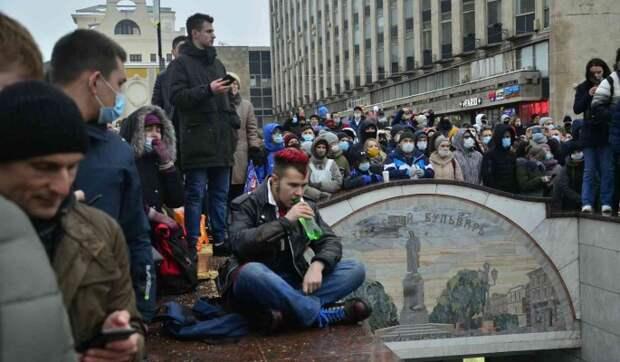 Депздрав Москвы: в столичных больницах нет пострадавших во время протестов