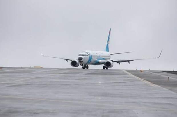 Сегодня NordStar выполнил первый рейс в Норильск после окончания третьего, завершающего этапа реконструкции ВПП