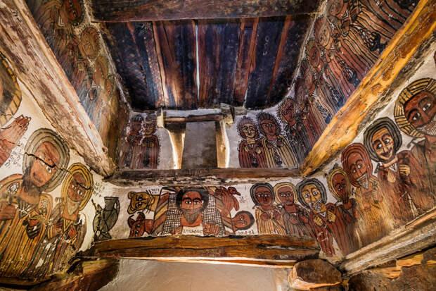 Эфиопия: жизнь церквей древнего царства