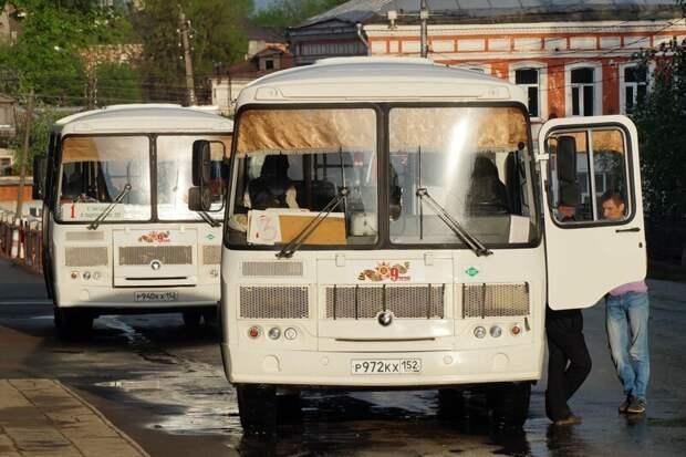 Вот такое вот обновление — на месте полноценных автобусов… Арзамас, ЛиАЗ 677, автобус, автомир, лиаз, общественный транспорт, ретро техника