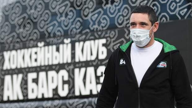 В «Ак Барсе» несколько игроков изолировали с признаками ОРВИ. Сегодня у команды матч с «Салаватом Юлаевым»