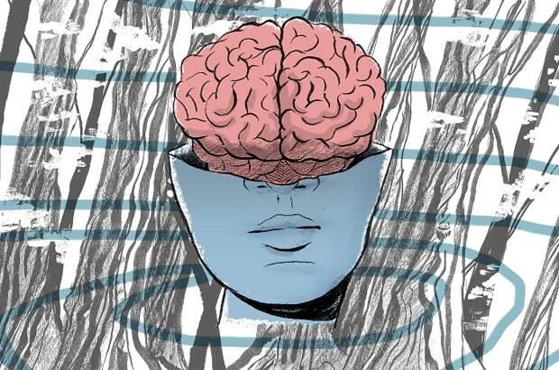 первые признаки шизофрении