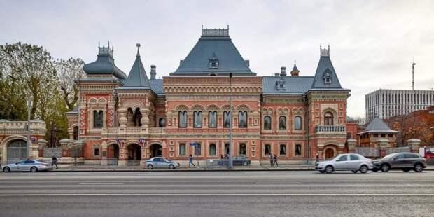 Сергунина: Москву признали одним из лидеров в Европе по сохранению культурного наследия. Фото: М. Денисов mos.ru