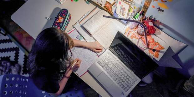 Москва оказалась наиболее подготовленной к переходу на онлайн-образование