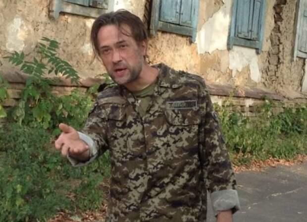 Коллега воевавшего в Донбассе актера Пашинина раскрыл мотивы предательства