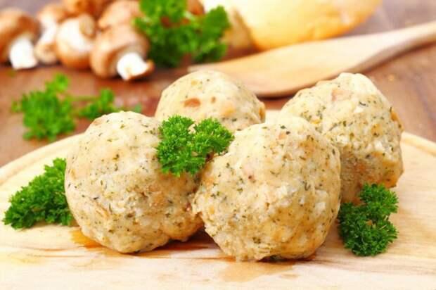 Клецки получаются неимоверно вкусные / Фото: ru24.net