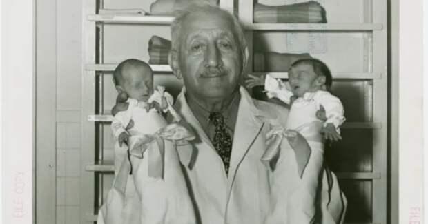 История доктора-самозванца Мартина Коуни, спасшего тысячи младенцев отнеминуемой смерти