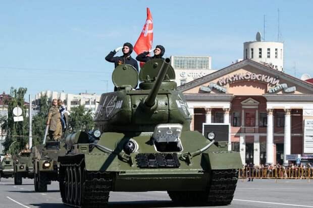 Деталь танка Т-34, которую не смогли повторить в Германии