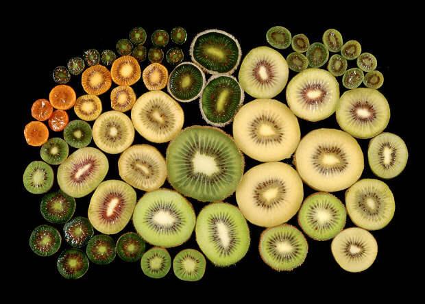 Киви стал синтезировать дневную норму витамина С после двух удвоений генома