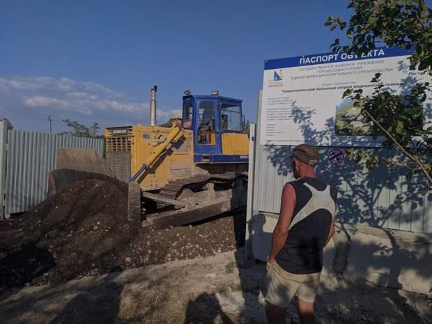 Севастополь приобретет медкластер, но лишится можжевеловой рощи