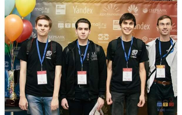Студенты ИжГТУ примут участие в финале мирового IT-чемпионата