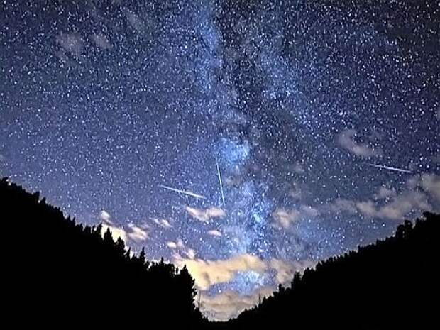 На Земле начинается потрясающий звездопад