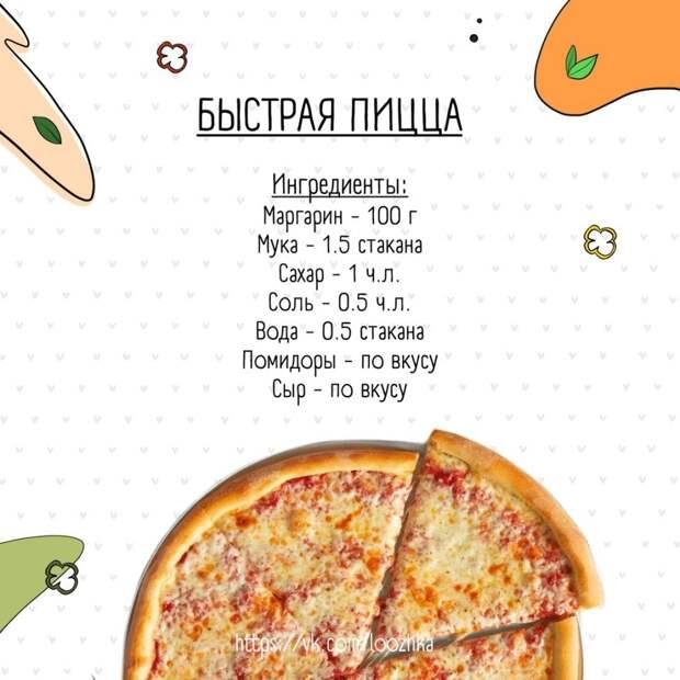 6 рецептов идеальной пиццы