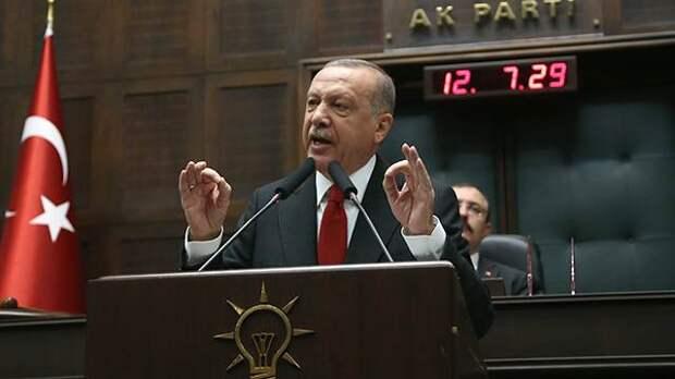 Эрдоган рассказал, как поймали жену главаря ИГИЛ* аль-Багдади