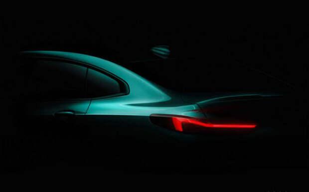 Первое фото BMW Gran Coupe 2-й серии - скоро премьера