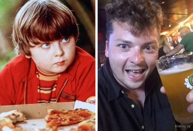 Как сейчас выглядят дети-актеры, снимавшиеся в фильмах (10 фото)