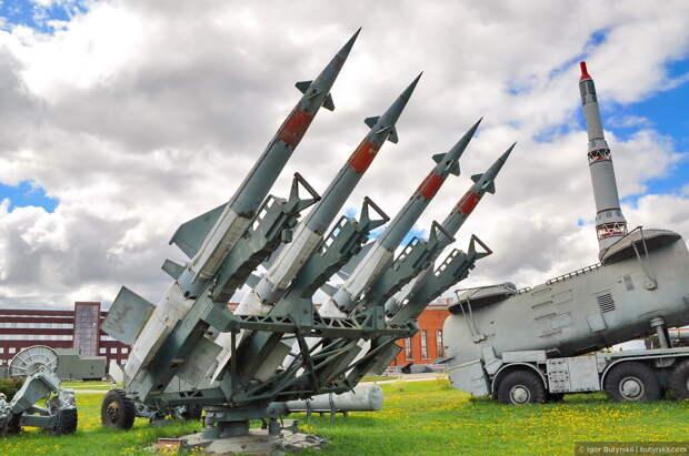 Military Watch: Украина возвращает в армию советские комплексы ПВО С-125