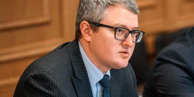 Солодов вступил в должность
